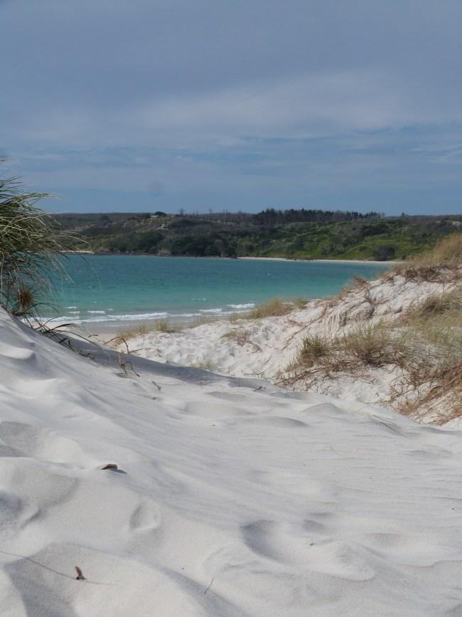 Matai Bay in Northland New Zealand