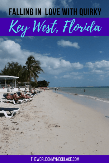 Falling in love with Quirky Key West