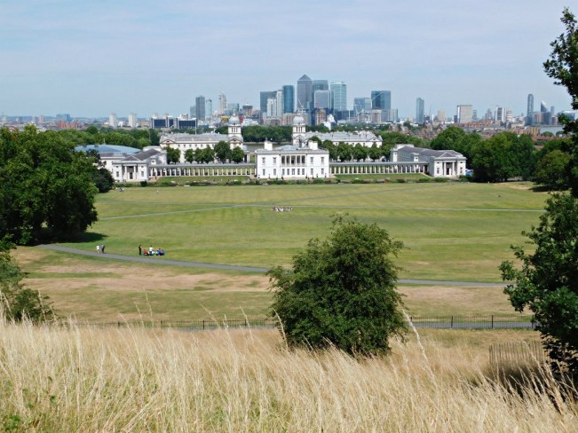 Beautiful Greenwich, London - home to one of the best markets in London