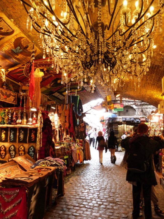 Inside Camden Market - one of the best markets in London