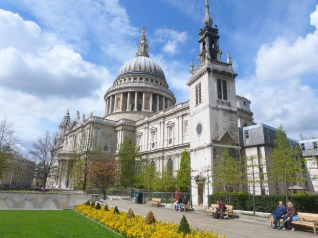 Beautiful London - a place I will always return to