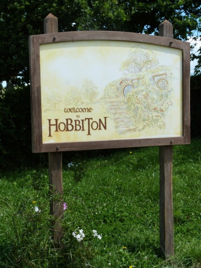 Welcome to Hobbiton