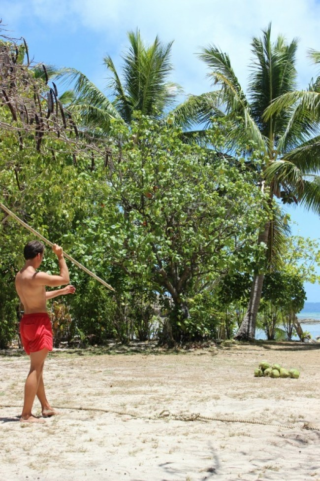 Activities for Fiji Day on Barefoot Island