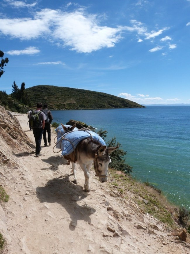 Exploring Isla de Sol in Bolivia - one of the 10 Best Offbeat Places in South America