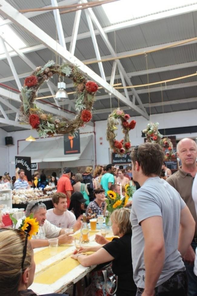 Inside the Neighbourhood Goods Market - a Cape Town highlight