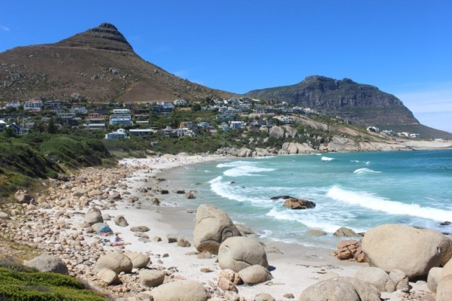 Llandudno - one of the best beaches in Cape Town