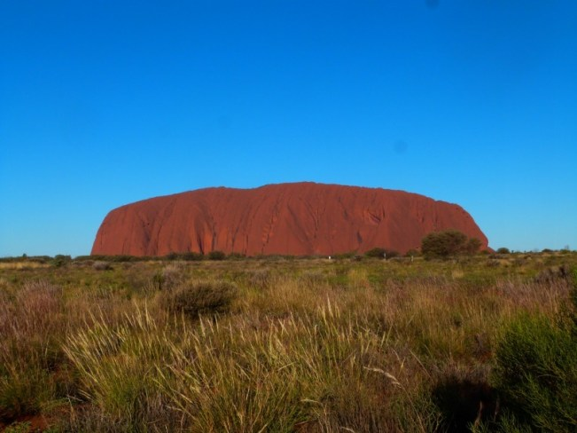 Uluru in the Australian Outback - a travel highlight for 2014
