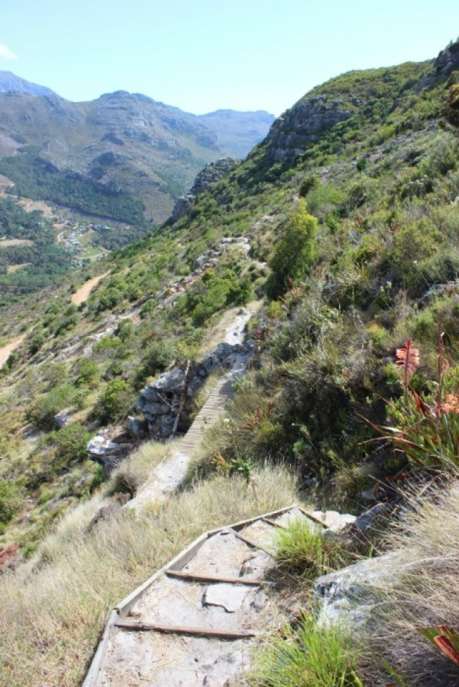 Hiking in Cape Town's Mountains