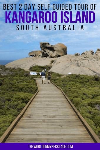The Best Self-guided 2 day Kangaroo Island Tour