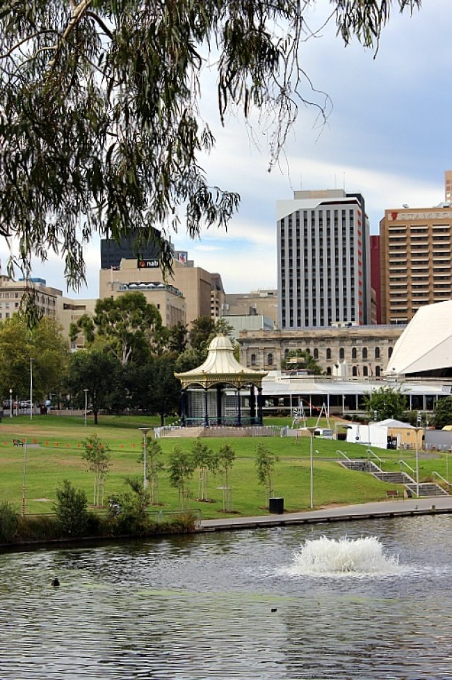Exploring Adelaide in South Australia
