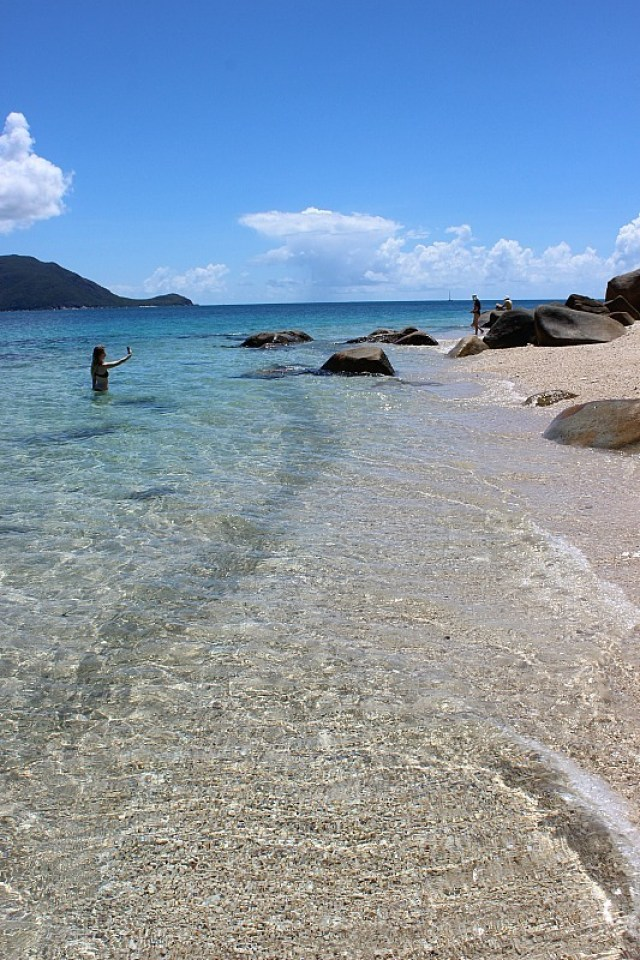 Amazing beaches on Fitzroy Island