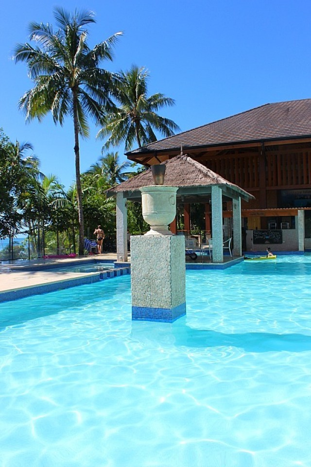 Pool at Fitzroy Island Resort