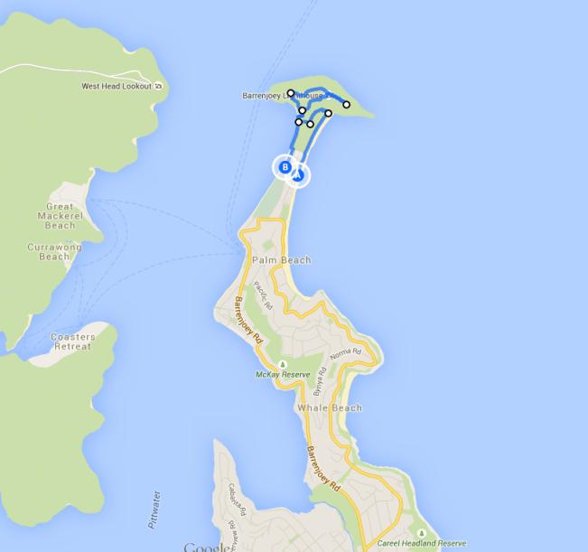 Barrenjoey Lighthouse Trail - one of the best Sydney walks