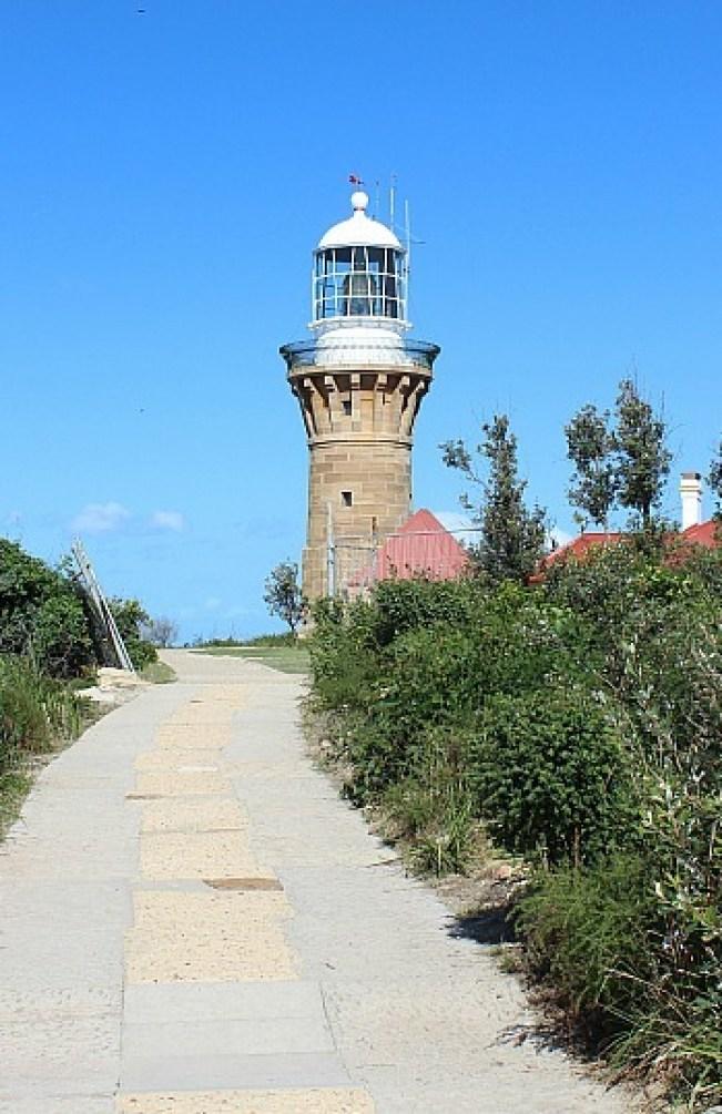 Barrenjoey Lighthouse - on one of the best Sydney walks