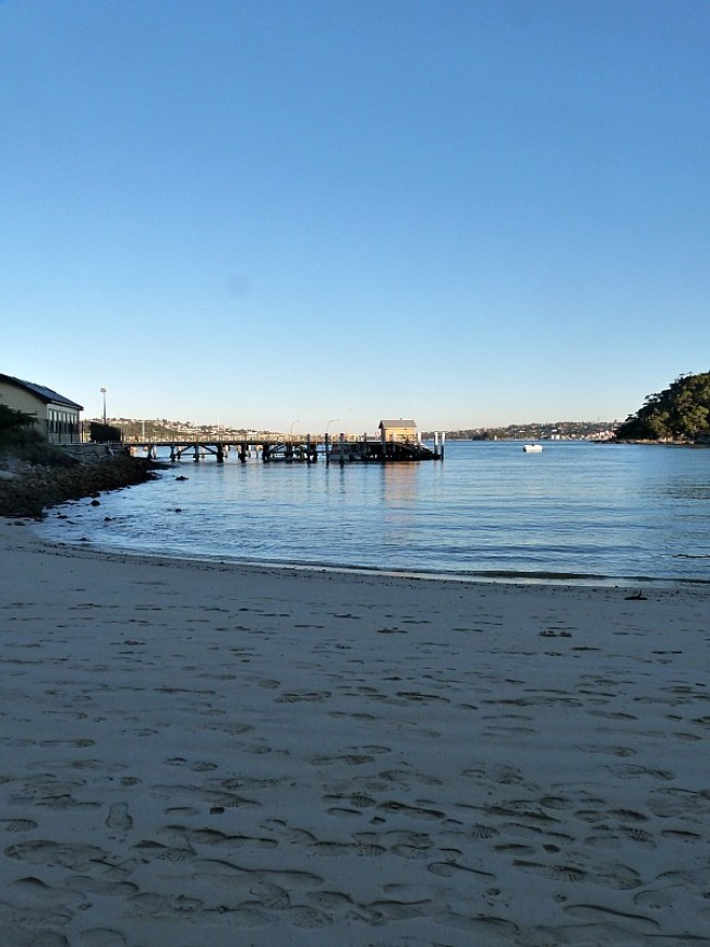 Chowder Bay - one of the stops on one of the best Sydney walks