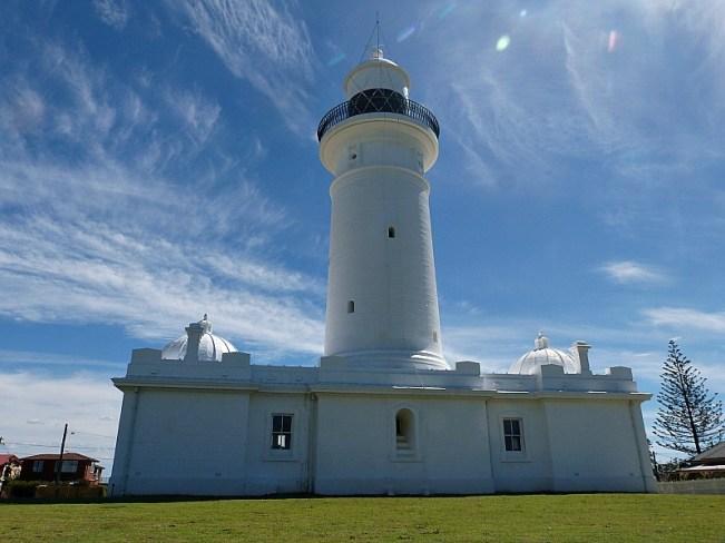 Macquarie Lighthouse on Bondi to Watsons Bay walk - one of the best Sydney walks
