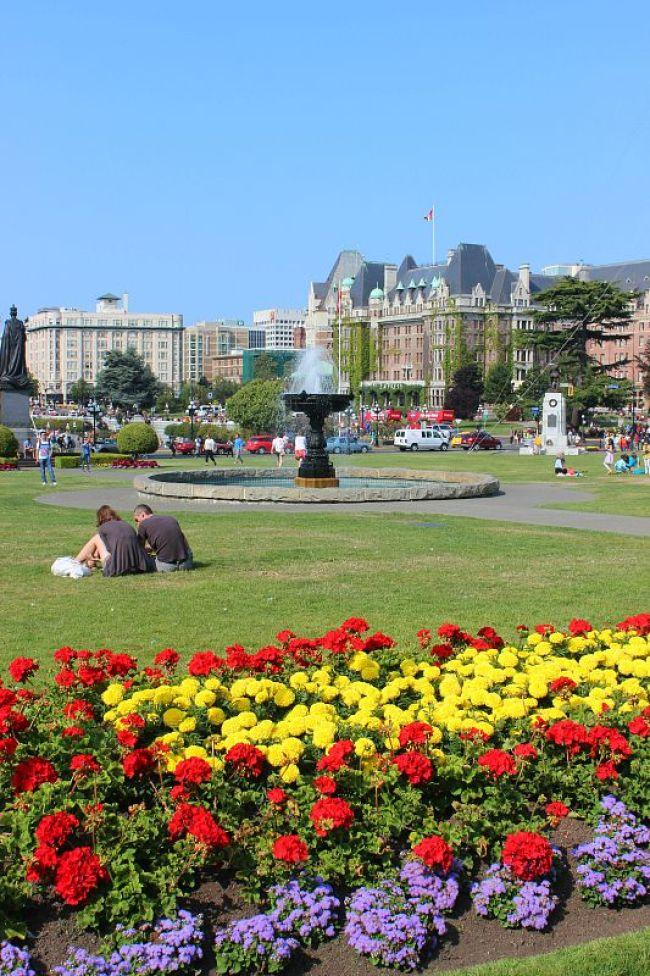 Victoria, Canada Parliament