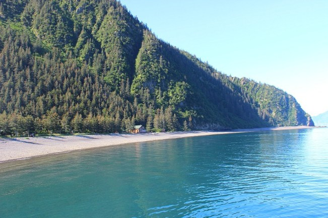 Fox Island in Kenai Fjords National Park