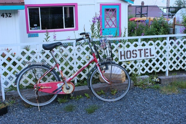Moby Dick Hostel in Seward Alaska
