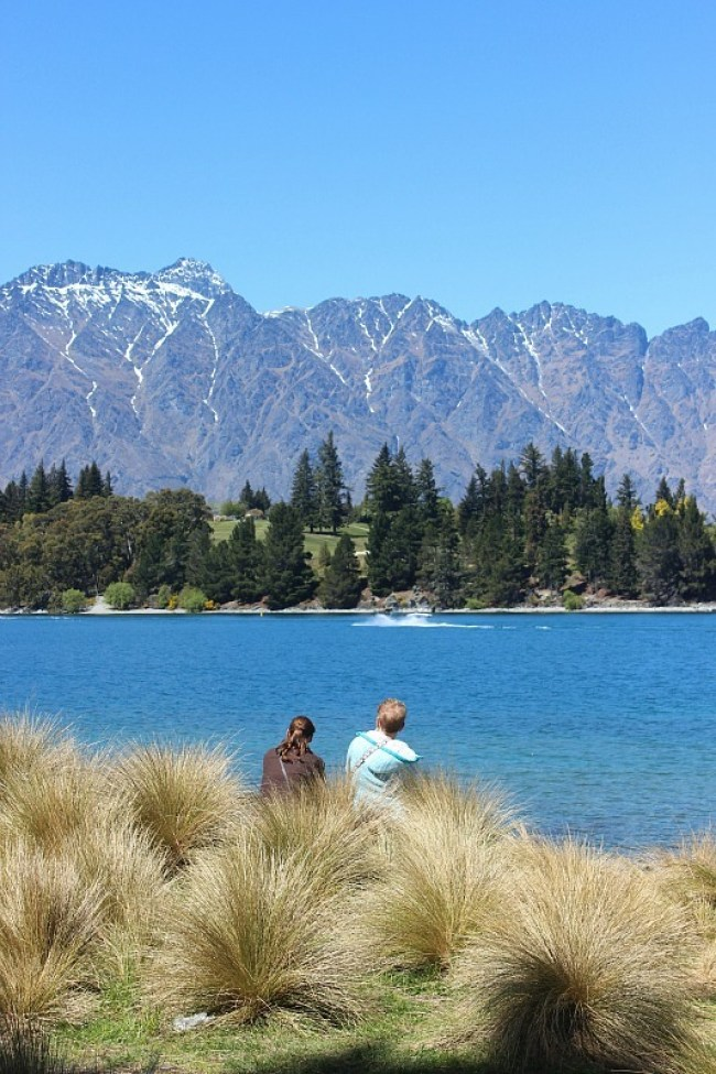 Beautiful Queenstown during month five of digital nomad life