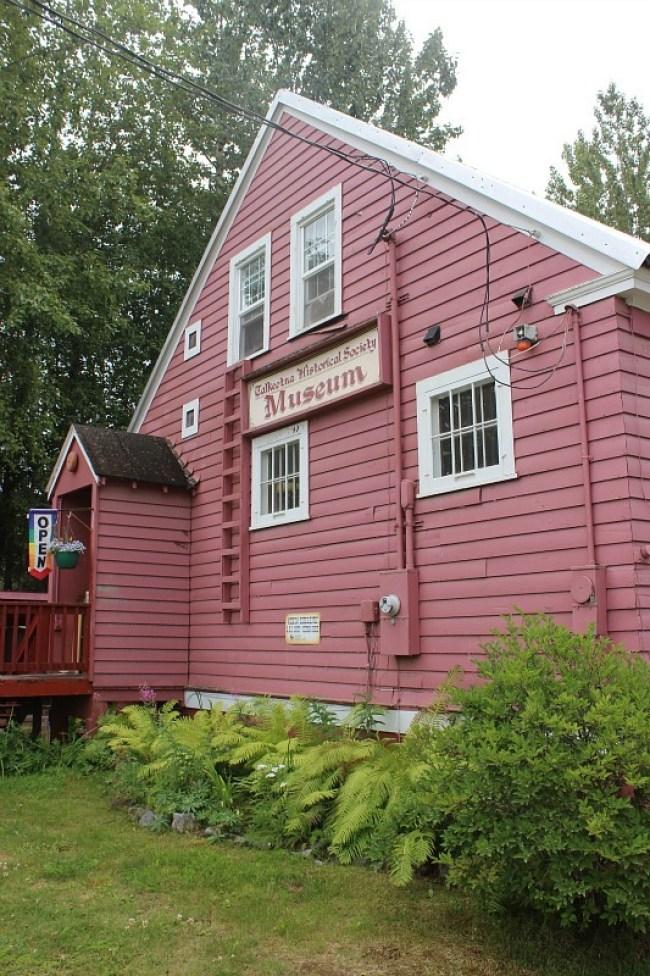 Talkeetna Alaska Historical Society Museum