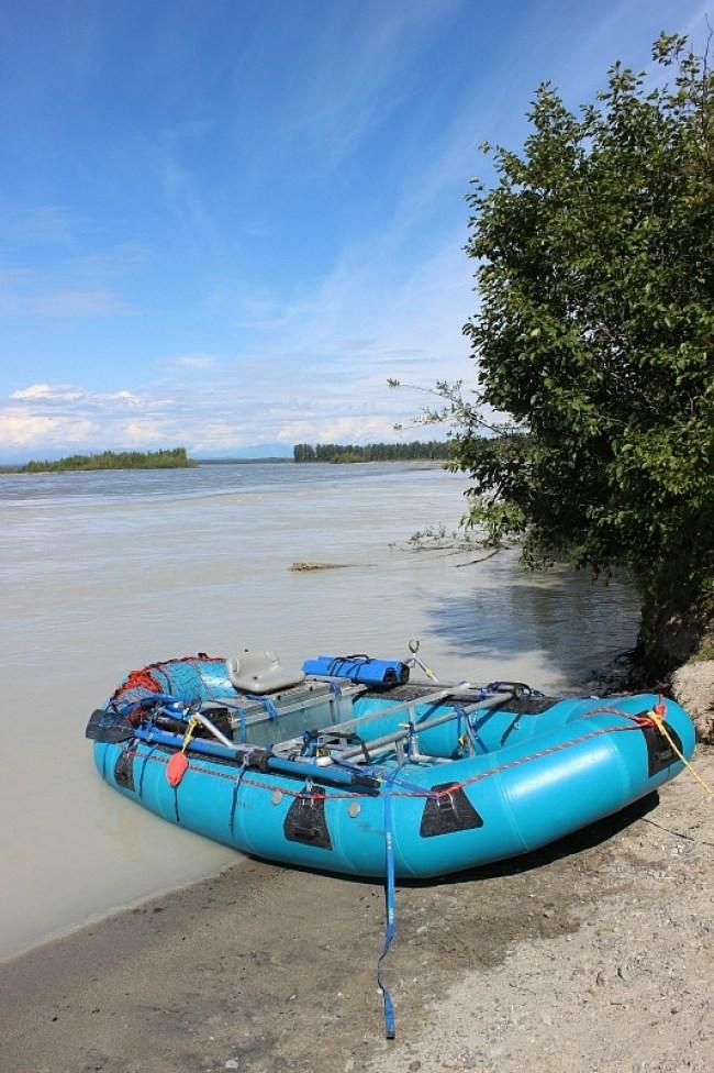 Talkeetna Alaska river