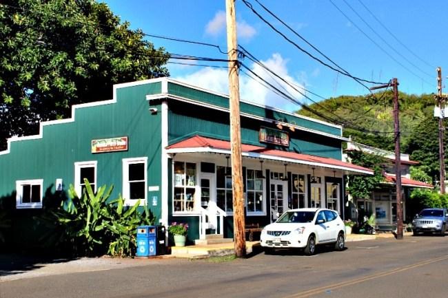 Hanapepe on Kauai, the Garden Island