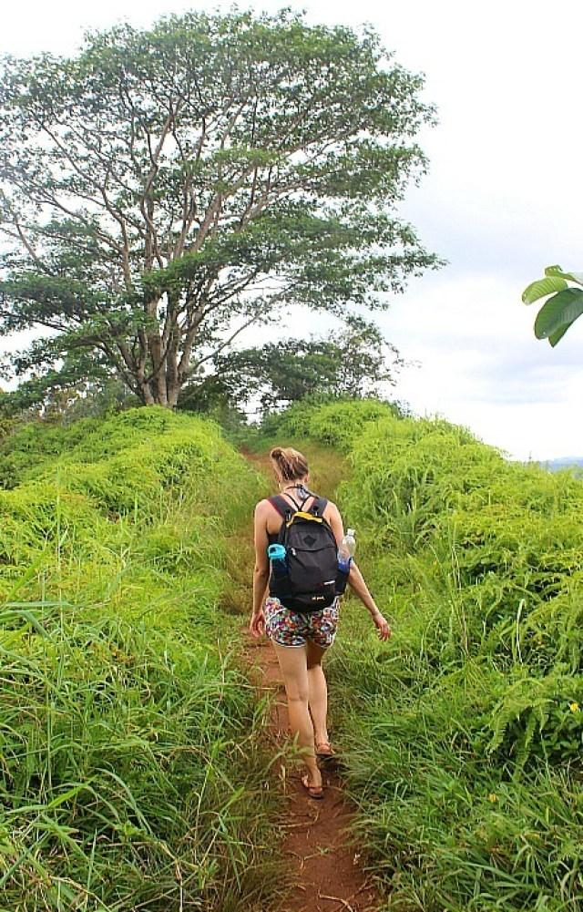 Hiking Kuilau Ridge - Kauai Hiking Adventures