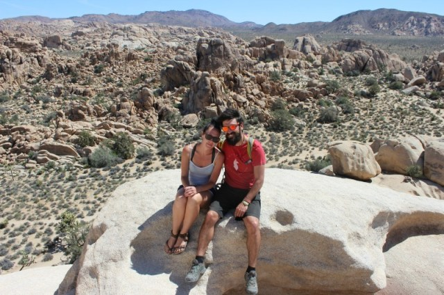 Joshua Tree National Park during month 10 of digital nomad life
