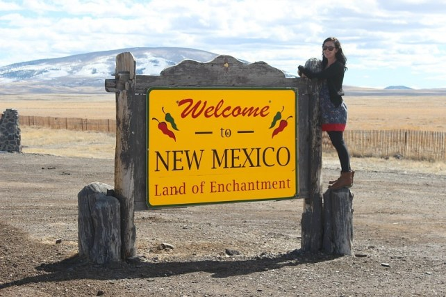 Visiting New Mexico for the first time during month 10 of digital nomad life