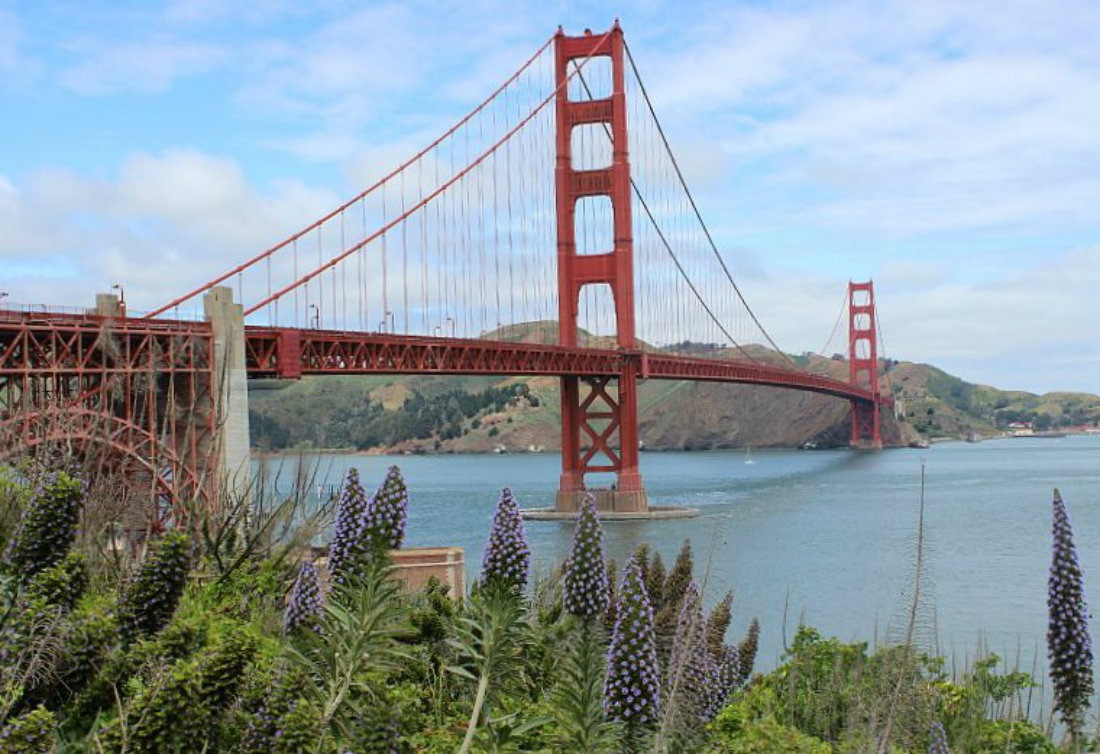 Revisiting San Francisco is on my Travel Wishlist for 2020