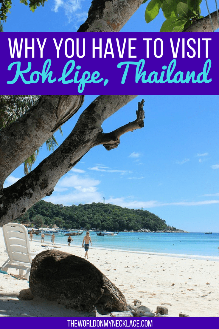 Why you have to visit Koh Lipe Thailand
