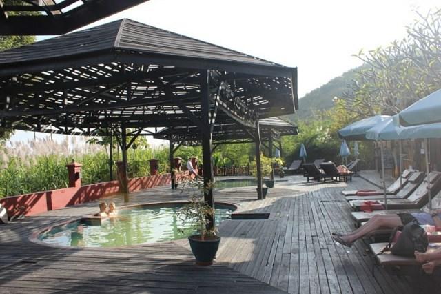 Hot Springs near Inle Lake