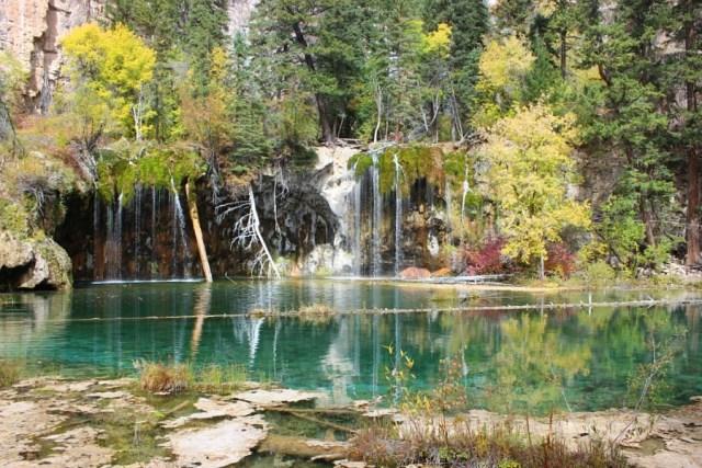 hiking to hanging-lake-colorado during month 16 of digital nomad life