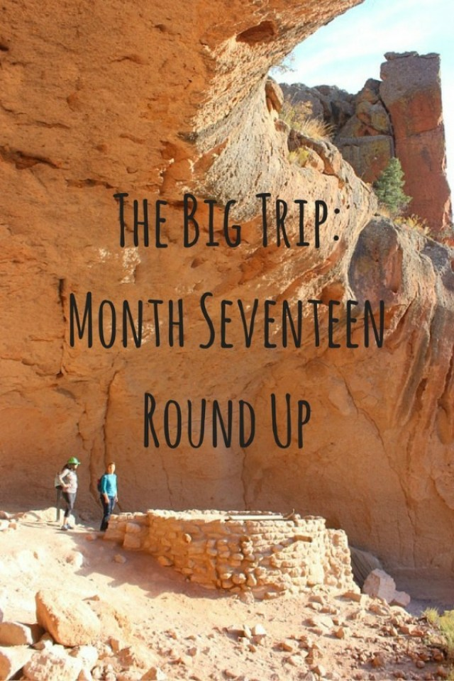 Month Seventeen of Digital Nomad Life