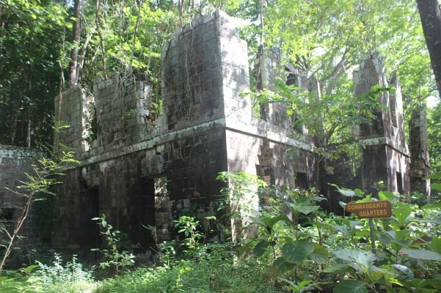 Cabrits National Park on Dominica - visited during month eighteen of Digital nomad life
