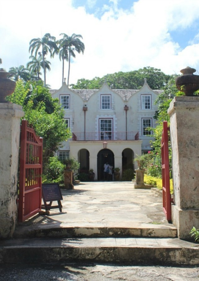 Plantation in Barbados visited during month eighteen of digital nomad life
