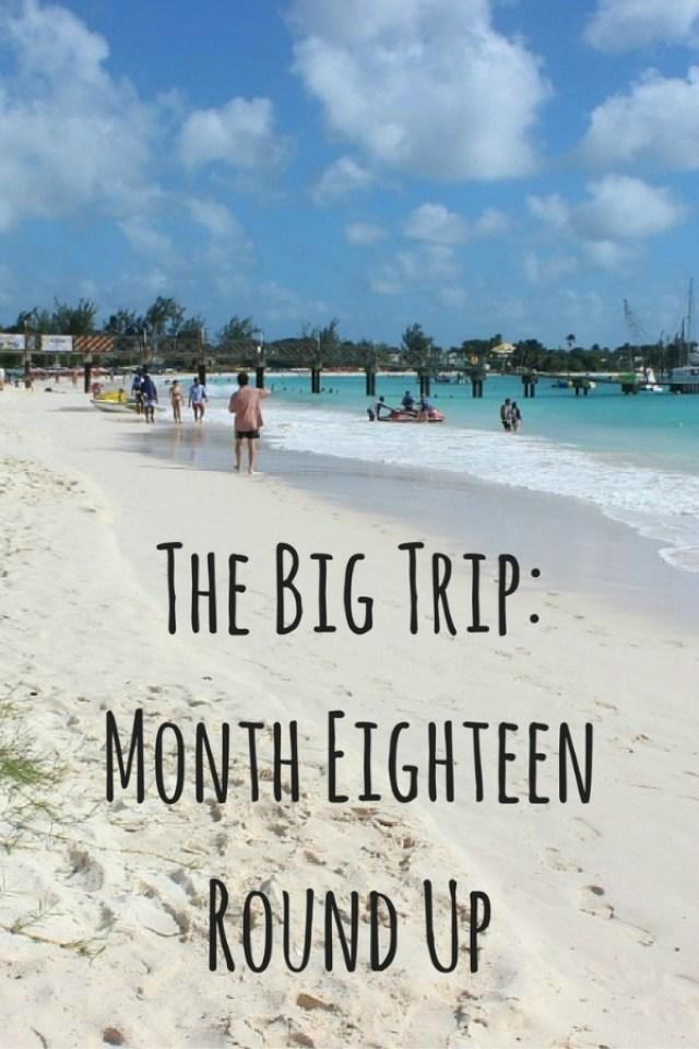 Digital Nomad Life Month Eighteen