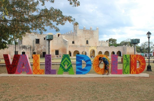 Valladolid in Mexico - visited during month twenty of digital nomad life