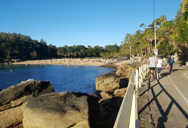 Manly to Shelly Beach walk - visited during month twenty three of digital nomad life