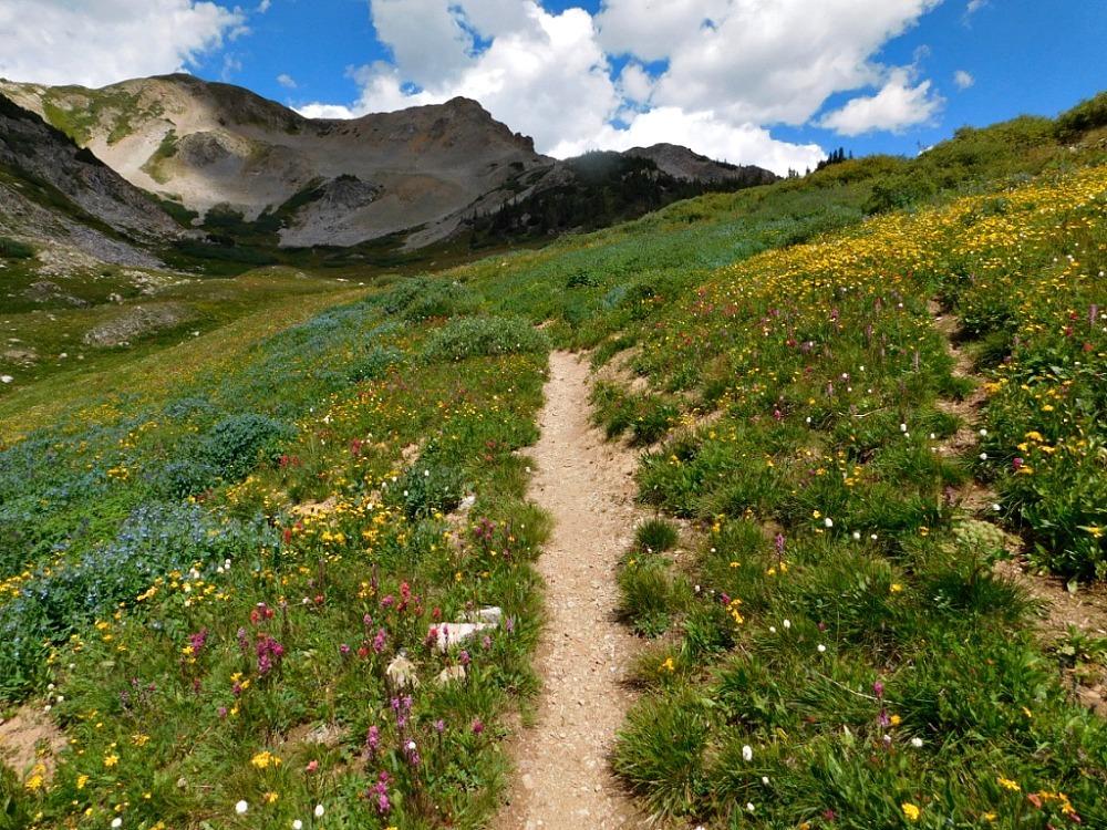 Hiking in Maroon Bells during Month Twenty Six of Digital Nomad Life
