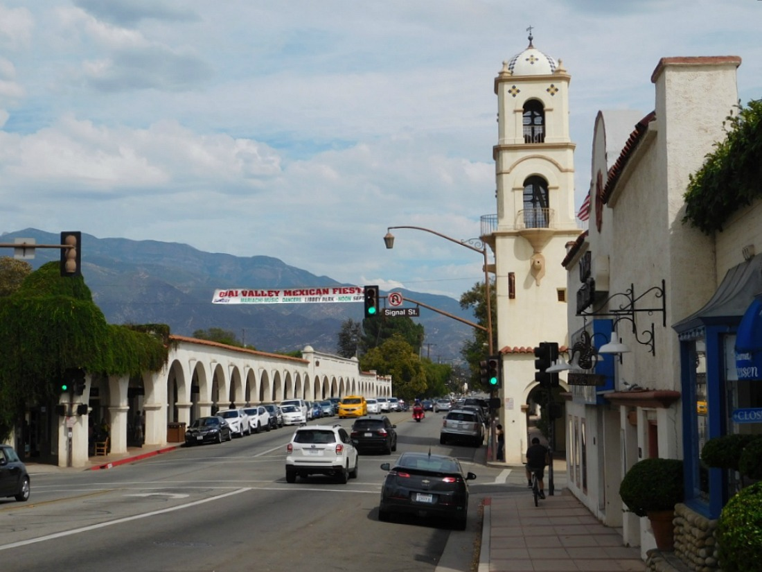 Housesitting in the small town of Ojai California during month 27 of Digital Nomad Life