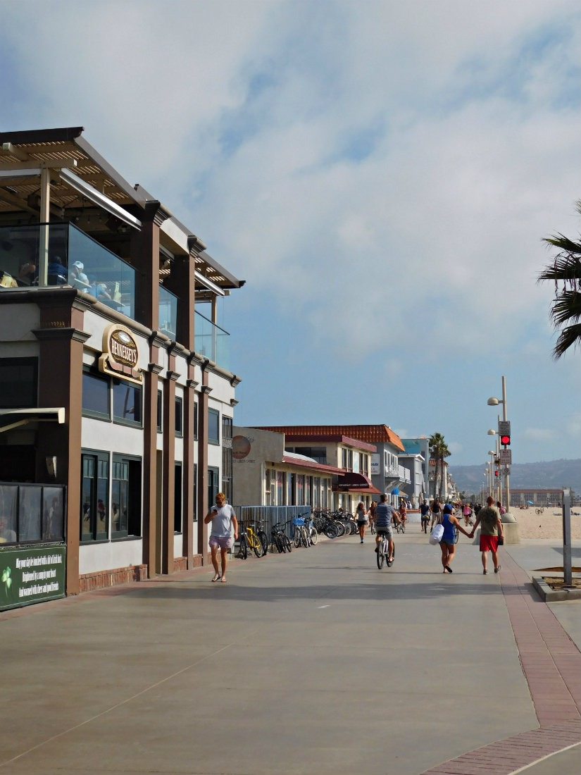 Hermosa Beachfront - a highlight of the South Bay, Los Angeles