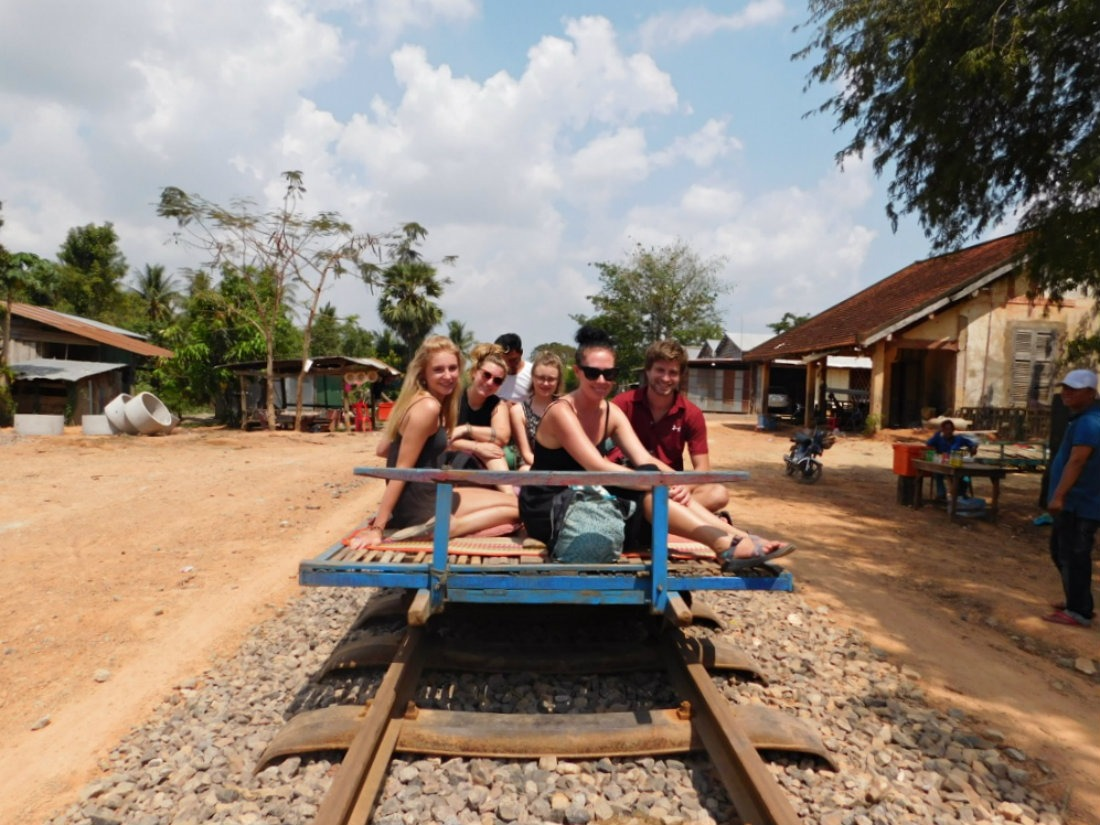 A fun day out around Battambang, Cambodia during month thirty two and thirty three of Digital Nomad Life