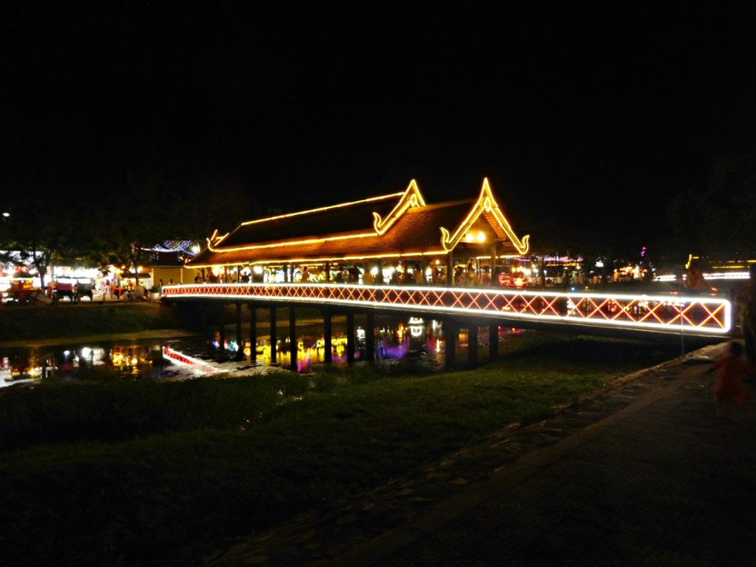 Exploring Siem Reap at night during month thirty two and thirty three of Digital Nomad Life