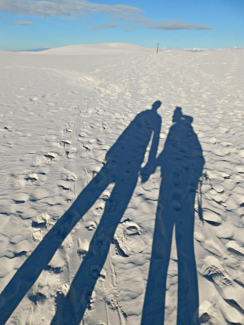 Exploring White Sands National Monument in New Mexico