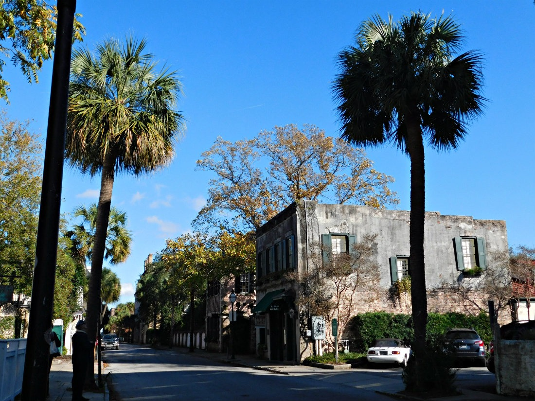 Wandering historic Charleston during month forty two of Digital Nomad Life