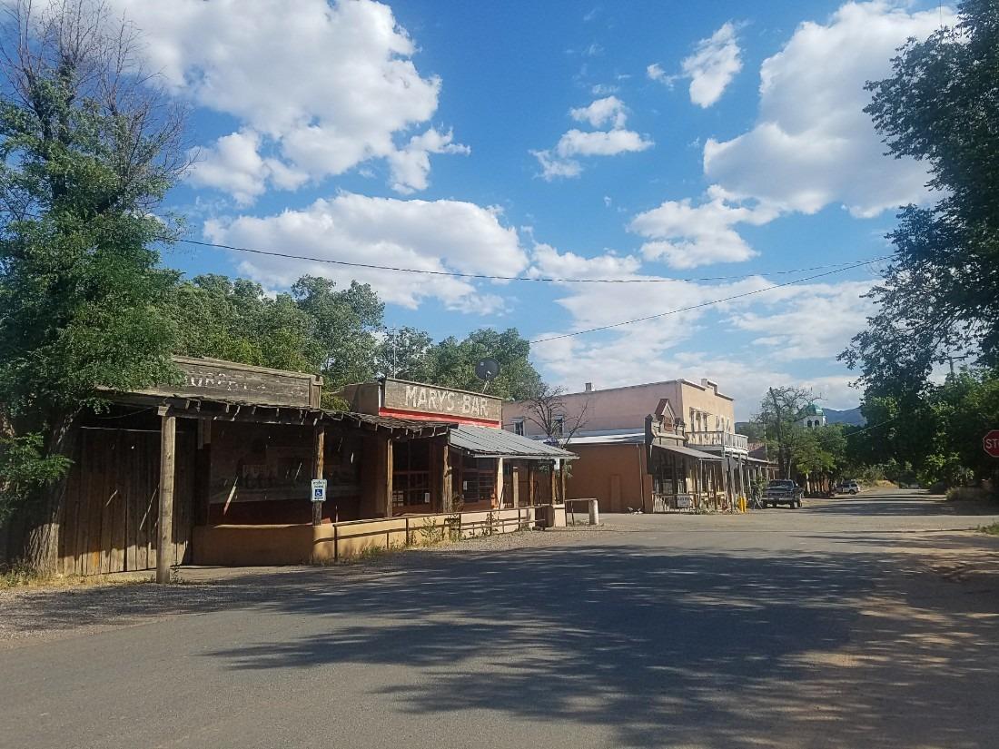 Cerrillos in New Mexico