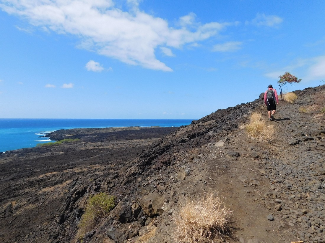 Hiking on the Big Island should be part of your Hawaii Itinerary