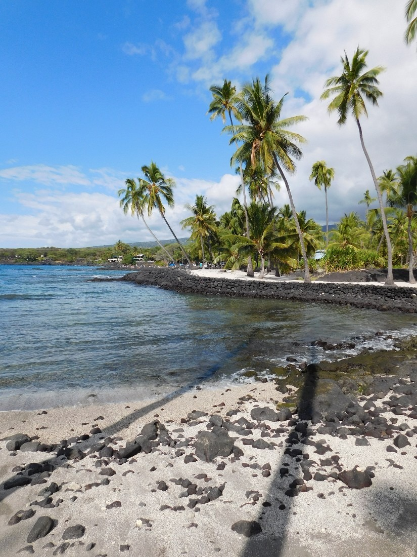Visiting Pu'uhonua o Honaunau National Historical Park is a must for any Big Island 7 Day Itinerary